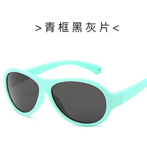 Polarisierte sonnenbrille kinder cartoon nette runde brille kinder trend street beat komfort sonnenbrille sonnenbrille-3