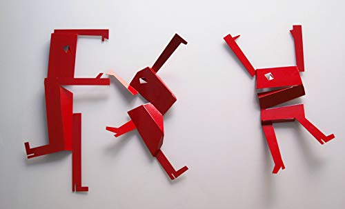 Keep On Dancing Babe |3D Wall Decoration