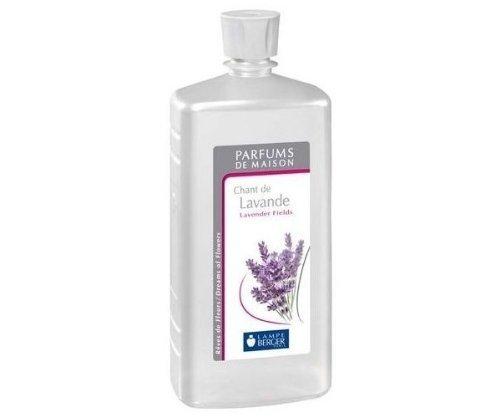 LAMPE BERGER - Nachfüllflasche - Raumduft - Chant de Lavande/Lavender Fields/Wilder Lavendel - 1L