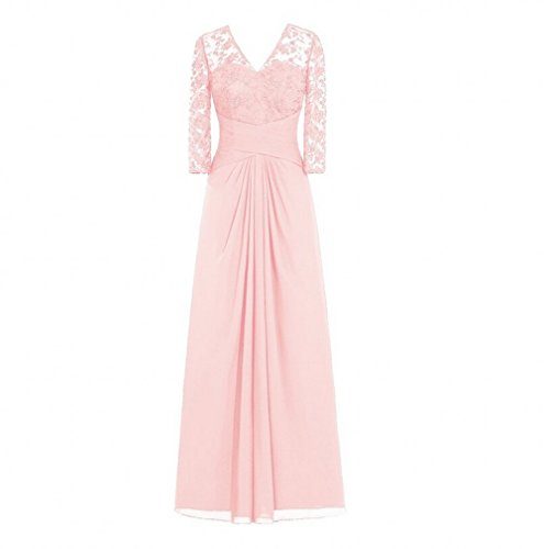 KA Beauty - Robe - Fille Rose