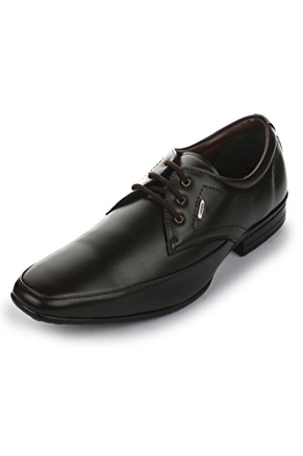 Fortune (from Liberty) Men's BRUCE-1 Brown Formal Shoes - 9 UK/India (43 EU)
