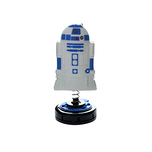 Lazerbuilt Deodorante per auto personaggio Star Wars R2D2