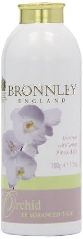 Broonley Talc parfumé à l'orchidée 100 g