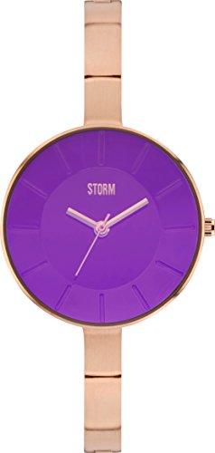 Storm London AZEERA 47270/P Orologio da polso donna piatto & leggero