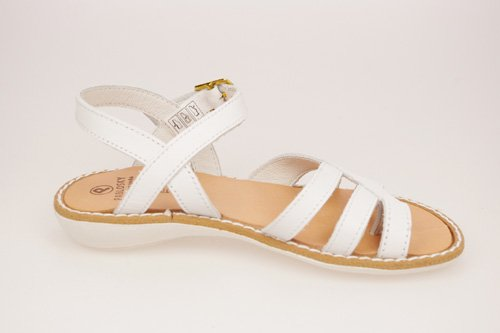 Pablosky , Tongs pour fille - BLANCO
