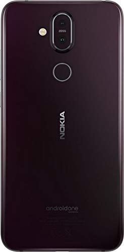 Nokia 8.1 (Iron, 4GB RAM, 64GB Storage) with Offer