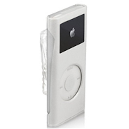 Iskin Nano (iSkin Duo For Ipod Nano 2 G PEARL/White - Kissenbezüge für MP3/MP4 Weiß)