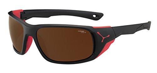 Cébé Sonnenbrille Jorasses L, Mattack Red/Brown, CBJOL1