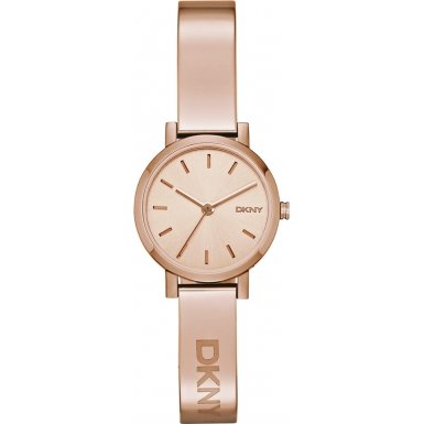 DKNY (DNKY5) Women's Quartz Watch with Rose Gold Dial Analogue Display and Rose Gold Stainless Steel Bracelet NY2308 Best Price and Cheapest