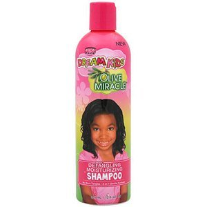 Dream Kids Detangling Moisturizing Shampoo - Olive Miracle - 355ml from African Pride
