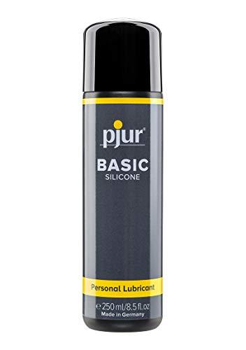 Pjur Basic Silicone, Gleitmittel, 1 x 250 ml