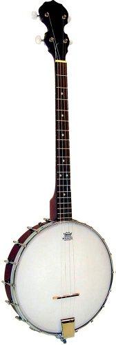 Blue Moon CBJ-150P-4 - Banjo tenor, color azul