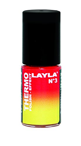 Layla Cosmetics Thermo Polish Effect N.3 thermo