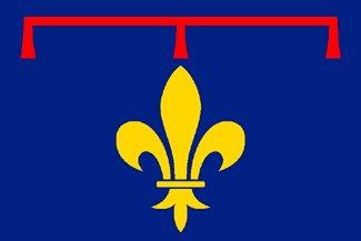 ce Fahne 90 * 150 cm (Provence Fahne)