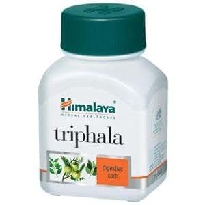 Himalaya Herbal Triphala / indienne groseille * Capsule en digestion Constipation