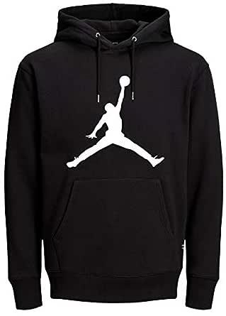 ABSOLUTE DEFENSE Basketball Hoodies for Men Women Casual Sweatshirt Regular fit Winter Jacket Boy Girl Hoodie Black