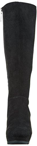 s.Oliver 25527, Bottes Hautes Femme Noir (Black 1)