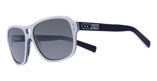 Nike Vintage 77 Sunglasses EV0602 White/Blue 58 15 147 image
