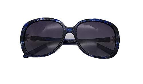 Tiadi Dekogläser Laufen Luxus Reflexionsfilte Runde Unzerstörbar Sonnenbrillen Vintage-Stil Nerd Brillen Autofahren Aviator Style Vision Night