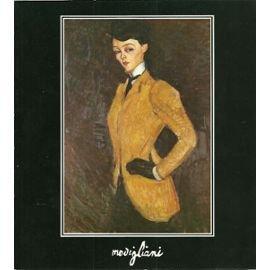 Modigliani por Catalogue D'Exposition Musée D'Art Moderne De La Ville De Paris