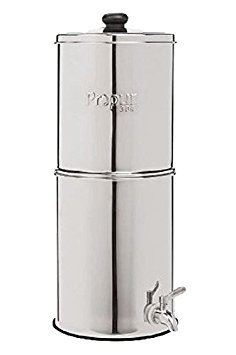 Propur Water Filter System NOMAD with 2 - 5 inch ProOne G2.0 Filter Elements