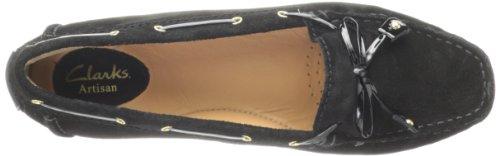 Chaussures Clarks Dunbar Racer Boat Blk