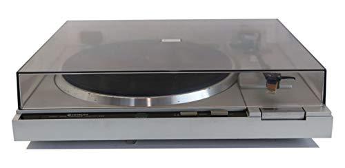 Hitachi HT-50S Plattenspieler in Silber - Direct Drive (Direct-drive-plattenspieler)