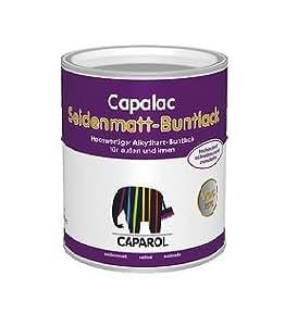 caparol capalac Satin buntlack 750ml RAL 7016 antrazitgrau