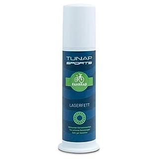 TUNAP Sports Unisex- Erwachsene Lagerfett 100 g, 1103007, blau, 100g