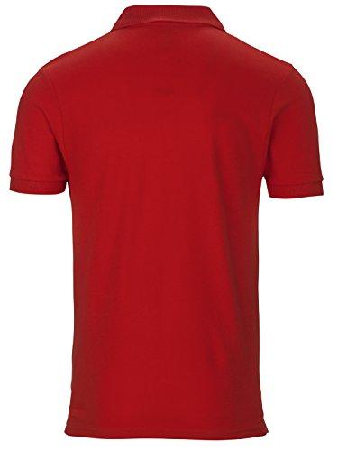 Moschino Herren Shirt Poloshirt SEA LOVER Rot