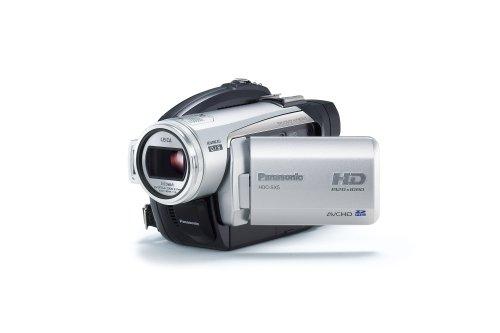 Best Panasonic HDC-SX5EB Hybrid High Definition Camcorder (Memory & DVD) on Amazon