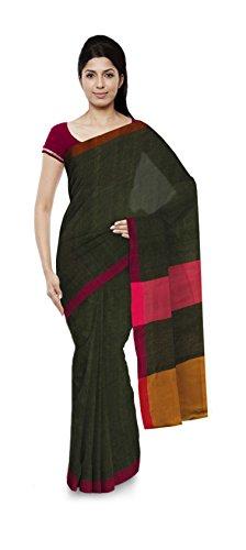 Aakarshan Weaves Women's Khadi Cotton Pure Cotton Bengal Handloom Kolkatta Cotton Hand...