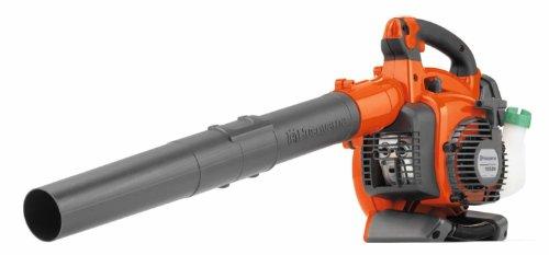 Laubbläser Saughäcksler BLOWER SHREDDER HUSQVARNA 125BVX - Luftgeschwindigkeit Max 76 M/S - 28 CC
