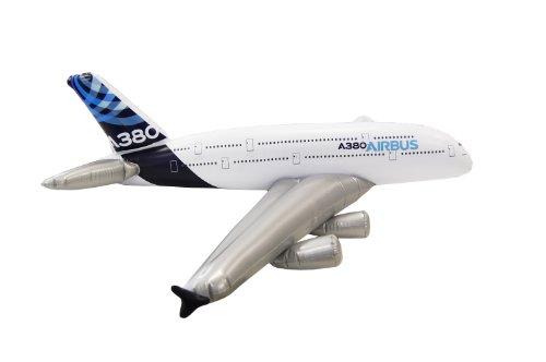 Airbus A380 New Livery Aeroplano Gonfiabile, 115 cm