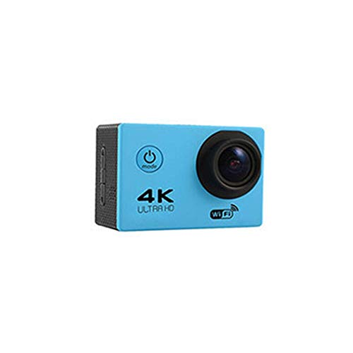 LXWRF Sportkamera WiFi-Luftbildkamera Mit Einer Auflösung Von 4K Und 16 Megapixeln, Geeignet Für Sportluftaufnahmen Im Freien Blue A