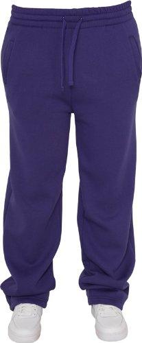 Urban classics pantalon de sport loose fit tB078 Violet - Violet