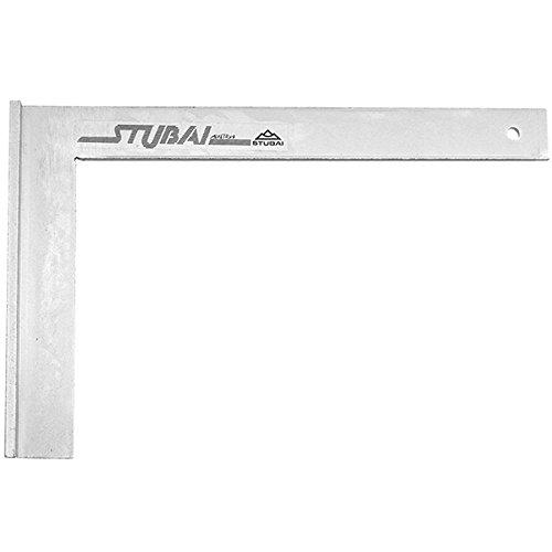 Stubai 263106 Escuadra de cerrajero metálica con tacón (400 mm) 400mm
