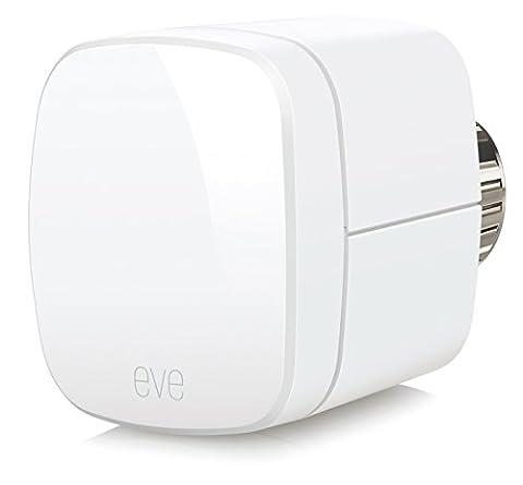 Elgato Eve Thermo (Vorgängermodell) - Heizkörperthermostat mit Apple HomeKit-Unterstützung, Bluetooth Low
