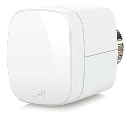 Elgato Eve Thermo - Heizkörperthermostat mit Apple HomeKit-Unterstützung, Bluetooth Low Energy