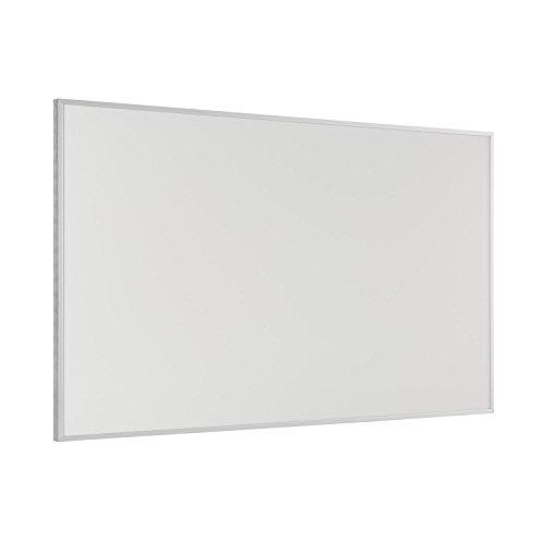 Klarstein Wonderwall IR 60 • Infrarot-Heizpanel • Infrarot-Heizung • Wärmeplatte • Lautlos • 60 x 100cm • 600 W für Räume von 6 bis 18 m² • allergikergeeignet • ohne Aufwärmphase • weiß
