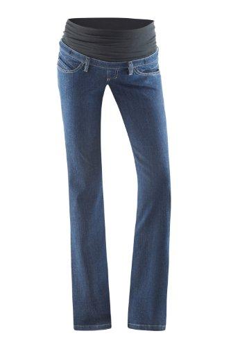 Bellybutton - Pantaloni, boot cut, donna Blu (Blau (Denim))