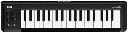 Occasion, Korg MICROKEY2-37 37Clavier USB MIDI –Noir d'occasion  Livré partout en Belgique