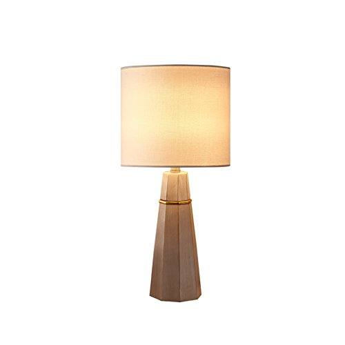ANDEa Lámpara de Mesa Retro, lámpara de cabecera salón Dormitorio Restaurante lámpara de Mesa Lámpara de Mesa Creativa Interruptor de botón E27 * 1 tamaño 23 * 47CM Originalidad (Tamaño : #2)