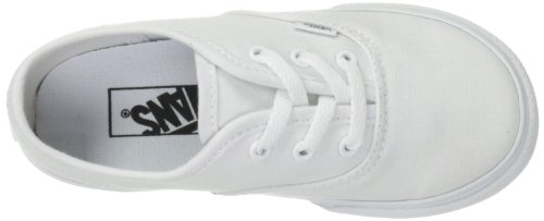 Vans T Authentic Blk Sneaker, Unisex Bambino Bianco (blanc)
