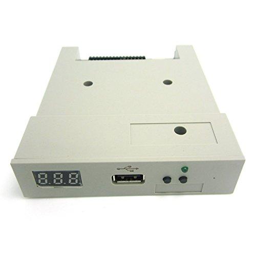 USB Floppy Drive Emulator - TOOGOO(R) SFR1M44 U100 USB Floppy Drive Emulator ABS Maschine fuer Industrie - Externe Usb-floppy-laufwerk