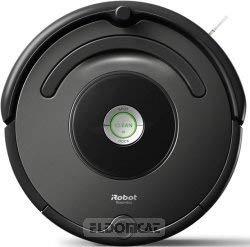 iRobot Roomba 676 Saugroboter, schwarz