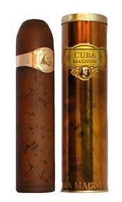 Cuba Magnum Gold By Champs For Men. Eau De Toilette Spray 4.3 Oz / 130 Ml.