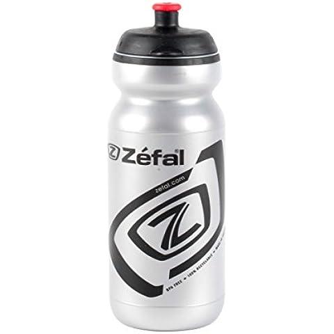 Zefal Premier Borraccia, Argento, 600 ml