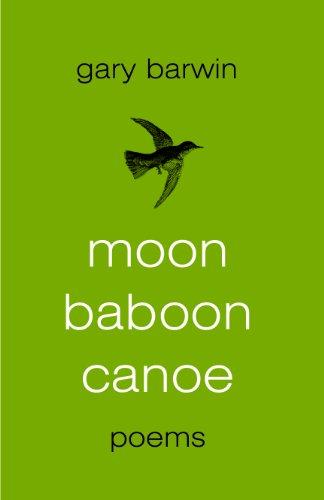 Moon Baboon Canoe por Gary Barwin