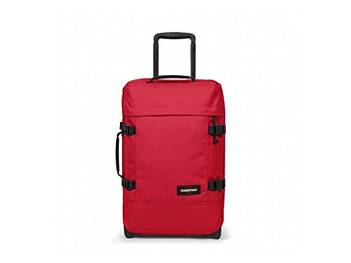 EASTPAK TRANVERZ S - TROLLEY PICCOLO CABINA (OK X LOW COST - RYAN AIR) - ROSSO STOP RED